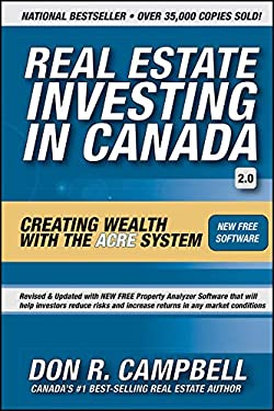 Real Estate Investing in Canada: How to Create Wealth with the Acre System [With CDROM] 9780470158890