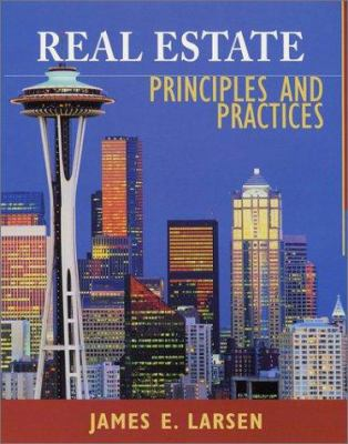 Real Estate Principles and Practices 9780471223795