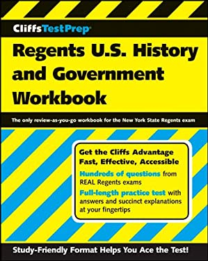 Regents U.S. History and Government Workbook 9780470167847