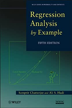 Regression Analysis by Example 9780470905845