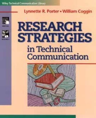 Research Strategies in Technical Communication 9780471119944