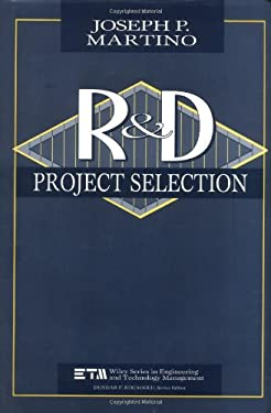 Research and Development Project Selection 9780471595373