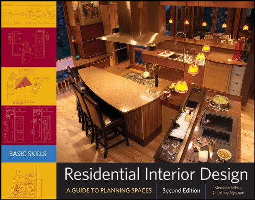 Residential Interior Design: A Guide to Planning Spaces. Maureen Mitton, Courtney Nystuen 9780470584736