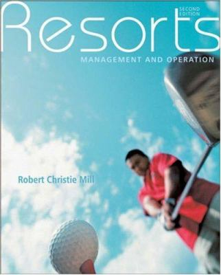 Resorts: Management and Operation 9780471747222