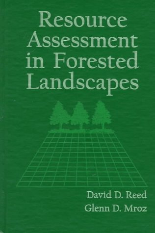 Resource Assessment in Forested Landscapes 9780471155829