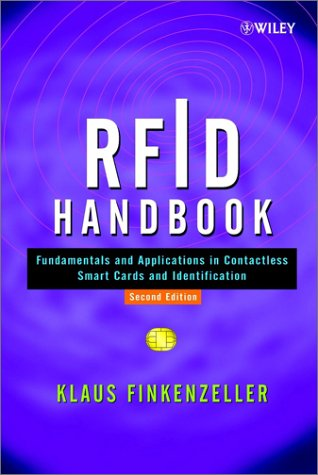 Rfid Handbook: Fundamentals and Applications in Contactless Smart Cards and Identification 9780470844021