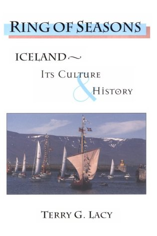 Ring of Seasons: Iceland--Its Culture and History 9780472086610