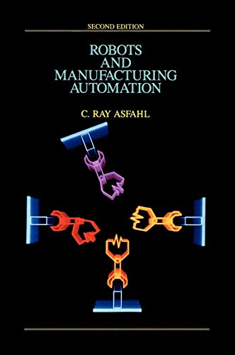 Robots and Manufacturing Automation 9780471553915