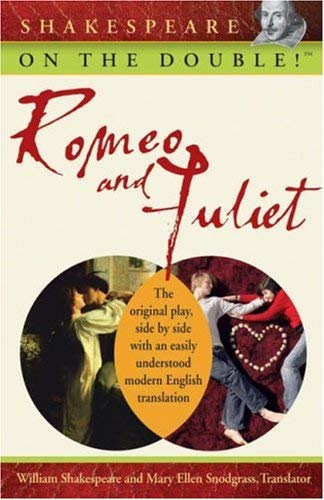 Romeo and Juliet 9780470041543