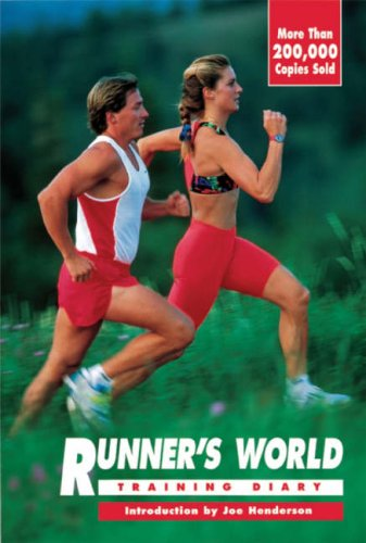 Runner's World Training Diary 9780470188996