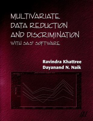 Applied Descriptive Multivariate Statistics Using SAS Software 9780471323006