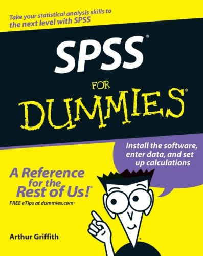 SPSS for Dummies 9780470113448