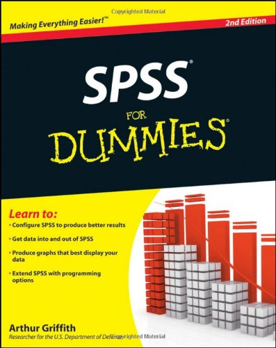 SPSS for Dummies 9780470487648