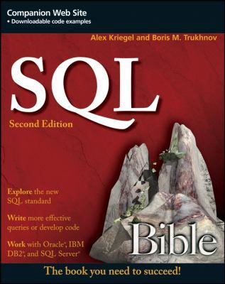 SQL Bible 9780470229064