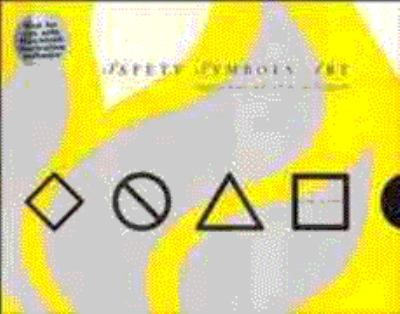 Safety Symbols Art: Camera-Ready and Disk Art for Designers 9780471290292
