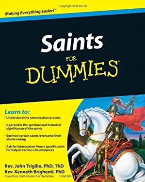 Saints for Dummies 9780470533581