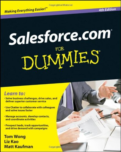 Salesforce.com for Dummies 9780470590713