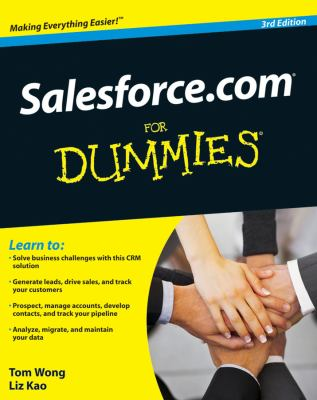 Salesforce.com for Dummies 9780470318126