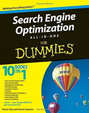 Search Engine Optimization All-In-One for Dummies 9780470379738