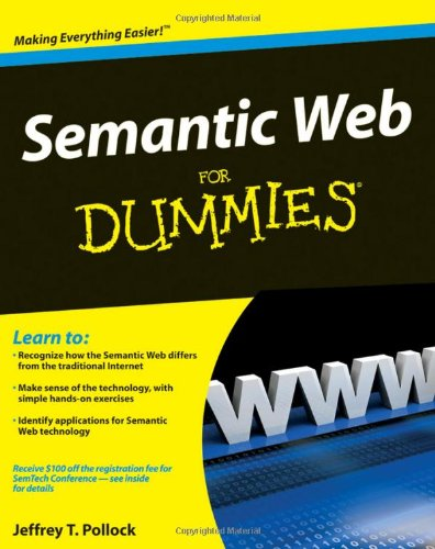 Semantic Web for Dummies 9780470396797