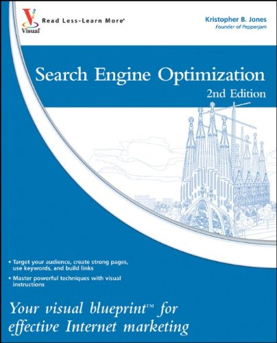 Search Engine Optimization: Your Visual Blueprint for Effective Internet Marketing 9780470620755