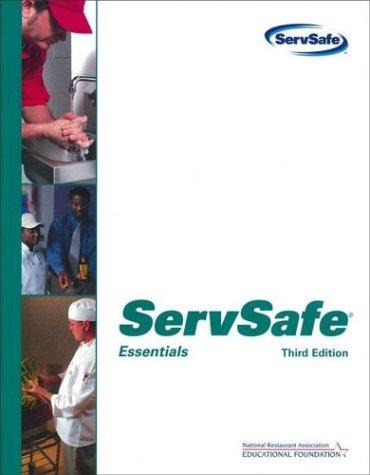 ServSafe Essentials 9780471521846
