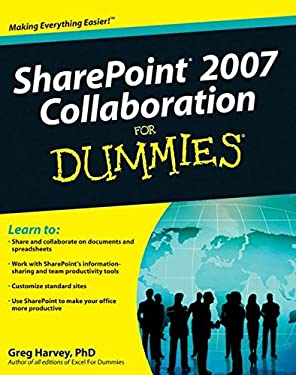 SharePoint 2007 Collaboration for Dummies 9780470413425