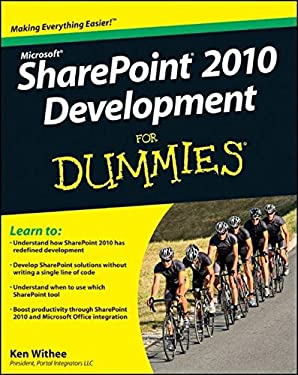 Sharepoint 2010 Development for Dummies 9780470888681