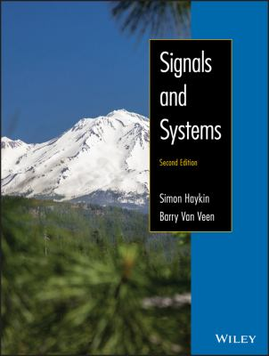 Signals and Systems 9780471164746