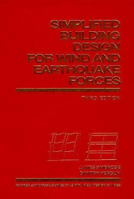 Simplified Building Design for Wind and Earthquake Forces 9780471309581