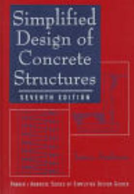 Simplified Design of Concrete Structures 9780471139188