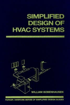 Simplified Design of HVAC Systems 9780471532804