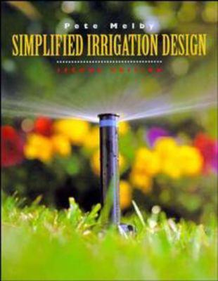Simplified Irrigation Design 9780471286226