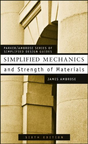 Simplified Mechanics & Strength of Materials for Architects and Builders 9780471400523