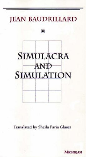 Simulacra and Simulation 9780472065219