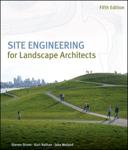 Site Engineering for Landscape Architects 9780470138144