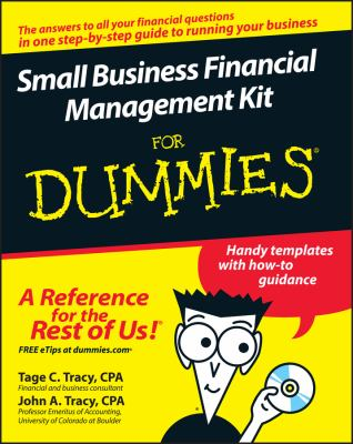 Small Business Financial Management Kit for Dummies [With CDROM] 9780470125083