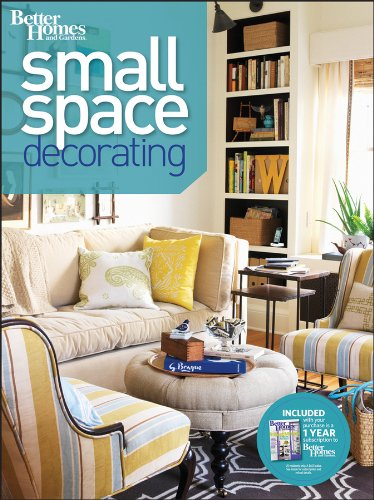 Small Space Decorating 9780470887103