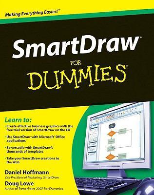 SmartDraw for Dummies [With CDROM] 9780470396711