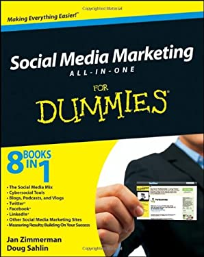 Social Media Marketing All-In-One for Dummies 9780470584682