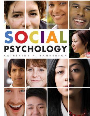Social Psychology 9780471250265