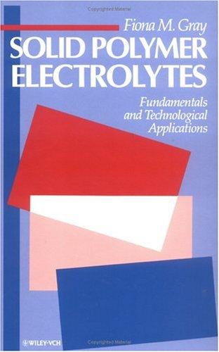 Solid Polymer Electrolytes