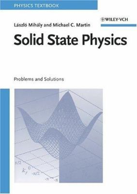 Solid State Physics: Problems and Solutions 9780471152873