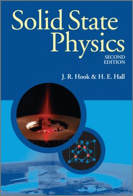 Solid State Physics 9780471928058