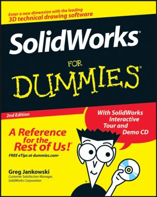 Solidworks for Dummies [With CDROM] 9780470129784