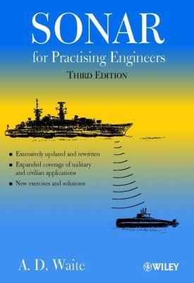 Sonar for Practising Engineers 9780471497509