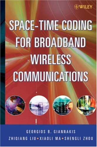 Space-Time Coding for Broadband Wireless Communications 9780471214793