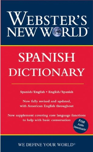 Spanish Dictionary 9780470178256