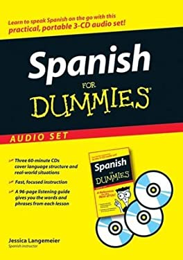 Spanish for Dummies Audio Set [With Spanish for Dummies Reference Book] 9780470095850