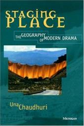 Staging Place: The Geography of Modern Drama